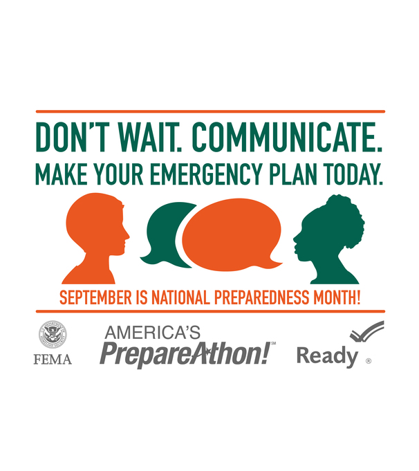 Click here for your National Preparedness Month resources
