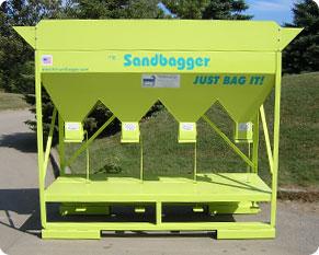 sandbagging hopper