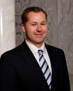 Kris Hamlet is the director of the Division of Emergency Management