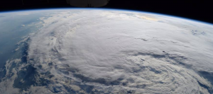 view of tropical storm harvey from space courtesy of NASA